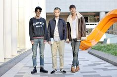2014 S/S Seoul Fashion Week Street style // Streetper.co.kr