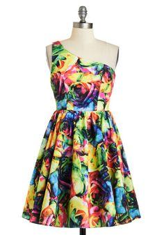 Rebel Danielly Dress, #ModCloth