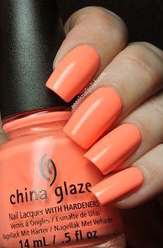 China Glaze Sun Of A Peach | #EssentialBeautySwatches | BeautyBay.com