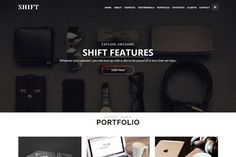 Shift v1.0.0 is a beautiful free responsive one page WordPress theme with awesome shift scrolling effect. It is a highly customizable and flexible WP template suitable for multipurpose websites like business, agency, blog, portfolio, eCommerce etc.  Shift v1.0.0 WordPress Theme Free...