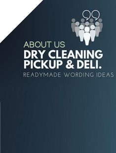 """Your """"About Us"""" page is an best way to communicate to your visitors who you are.Readymade About us Page Ideas for Dry-Cleaning Pickup & Delivery Business Page Template, Templates, Dry Cleaning Business, Laundry Logo, About Us Page, Ways To Communicate, Pick Up, Getting To Know, Mood Boards"""