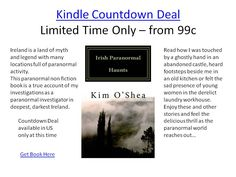 Available in US only from 8.00am! Paranormal, Nonfiction, My Books, Irish, Reading, Movie Posters, Non Fiction, Irish People, Film Poster
