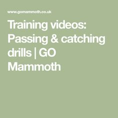 Check out our series of passing & catching netball drills which will help improve your overall skills in this area of the sport. Netball, Training Videos, Drills, Improve Yourself, Basketball, Drill