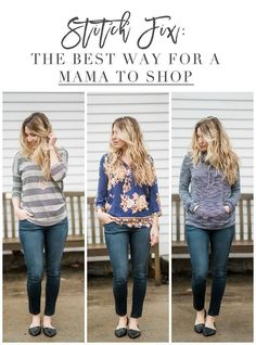 Stitch Fix, the Best Way for Moms to Shop! - Sparkling Footsteps