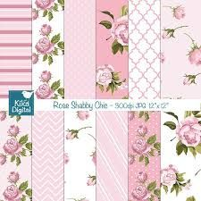Image result for free scrapbook paper shabby chic