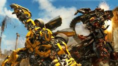 Looking back at TRANSFORMERS: REVENGE OF THE FALLEN | Warped Factor - Daily features and news from the world of geek