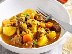 With the addition of apple and sultanas, this sweet beef dish is the perfect recipe to get the kids enjoying curries.