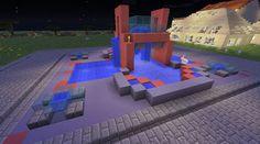 Orphea2012 Youtube et Minecraft: En exclusivité: Découvrez ma fontaine qui a changé...