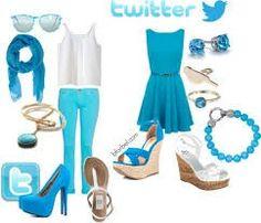 Blue = Summer!