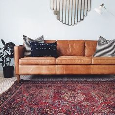 Vintage Sarouk rugs all day every day Up and on the site tomorrow morning. Just in time for our Memorial Day sale (stay tuned for more details)!!:
