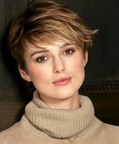 Short messy pixie haircut hairstyle ideas 80