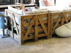 Pallet Couch!