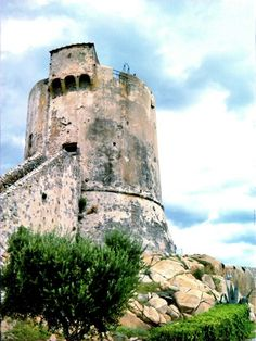 Torre saracena porto di Marciana