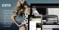 Xentos is a fully responsive and retina ready multipurpose wordpress theme with a lot of options , is designed carefully to meet all the customers needs .It's created by using the latest HTML5 and CSS3 techniques. With a responsive design it is easily usable with any device (Desktop, tablet, mobile phone) without removing any content!