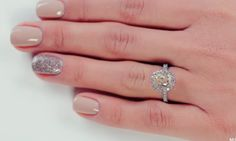See 100 Years Of Engagement Ring Trends In Less Than Three Minutes