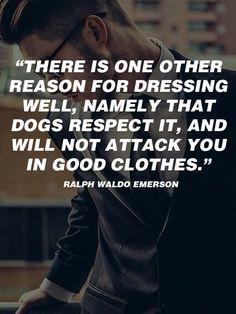 Men's Fashion Quotes  #Quotes #mens #fashion