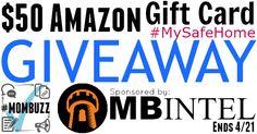 MBIntel $50 Amazon Gift Card Giveaway! - Save Money