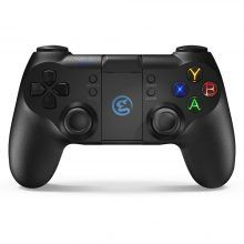 GameSir Bluetooth Wireless Gaming Controller Gamepad for Android/Windows PC/VR/TV (Ship from CN, US, ES) GameSir adopts a MCU chip, computing capability is up to 48 million times per second. Along with Realtek Bluetooth solution and Bluetooth, 4g Wireless, Ps3, Playstation, Xbox, Android Windows, Gaming Accessories, Game Controller, Phone Holder