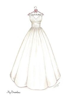 Wedding Dress Drawing Fresh The 25 Best Ideas To Draw Wedding Dress On - - Source by dresses drawing Dress Design Drawing, Dress Design Sketches, Fashion Design Sketchbook, Fashion Design Drawings, Fashion Sketches, Fashion Drawing Dresses, Fashion Illustration Dresses, Drawings Of Dresses, Drawing Fashion