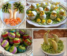 Food Art Ideas