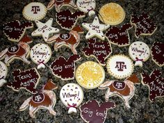 texas a&m graduation cookies | Recent Photos The Commons Getty Collection Galleries World Map App ...
