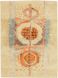 View this beautiful vntage mid century Swedish Scandinavian shaggy Rya rug from Nazmiyal's fine antique rugs and decorative carpet collection. Homemade Rugs, Rya Rug, Modern Tapestries, Latch Hook Rugs, Rugs On Carpet, Carpets, Rug Hooking, Cool Rugs, Woven Rug