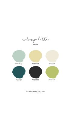 spring color palette colors Find Hand Lettered Home Decor and Learn Hand Lettering by HewittAvenue Spring Color Palette, Colour Pallette, Spring Colors, Colour Schemes, Color Patterns, Color Combos, Color Swatches, Paint Swatches, Collor