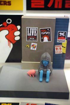 Seen @ #TTF2013: SML / Sticky Monster Lab