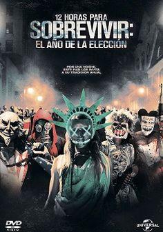Ver película 12 Horas para sobrevivir El año de la eleccion online latino 2016…