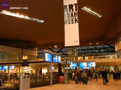 This is a Central Station of Rotterdam.   #taxi #station #port #www.dcgairporttaxi.co.uk