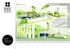 EXHIBITION BOOTH_design3 on Behance