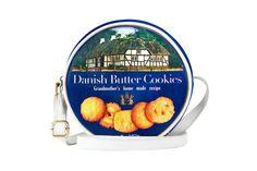 Danish Butter Cookie Tin Purse?!