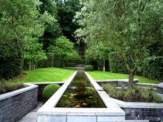Tuinontwerp van mooiste tuin door tuinaanlegger Frederic Charlier…