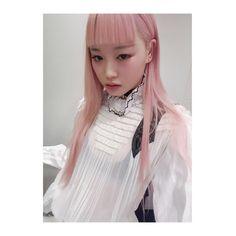 Model Fernanda Ly on skin care and taking career advice from your mum: You know, she's that model with the pink hair.