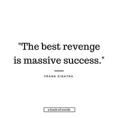 Double tap if you agree  Quote of the day by Frank Sinatra
