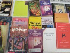 Celebrate Banned Books Week - September 21-27, 2014.