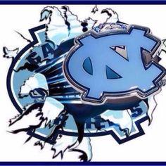 0bb483b64 North Carolina Tar Heels Primary Logo Ncaa Division I N R Ncaa N ...