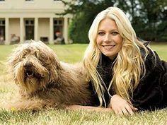Gwyneth Paltrow #DogSocialization