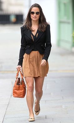 Pippa Middleton  - Whistles - playsuit