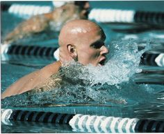 Duncan Goodhew - Swimming - Moscow Olympics 1980 ~ 200m Breastroke