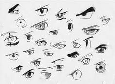 Image result for drawing crazy eyes