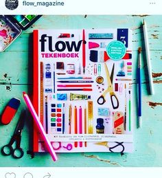 Did you see? @koosjekoene is included in the current issue of @flow_magazine NL! Check out the issue to see some of her art! #artforall #illustratedjournaling #artjournal #visualjournal #visualdiary #creativejournal #artjournaling #sketchbook #draw #drawing #365sketches #instaart #illustratedlife #alteredjournal #arttoldnew #sketchaday #drawdaily #instadraw #drawings #drawwithfriends #sketchbookskool