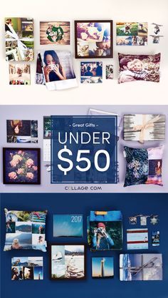 Looking for perfect gifts for any occasion? From our best-selling fleece photo blankets to museum-quality gallery wrap canvases and premium photo books, there's sure to be something for everyone.