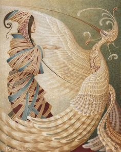 Phoenix by Boris Indrikov