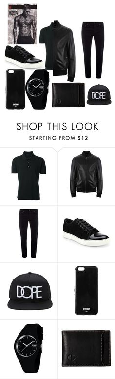 """bad boy"" by leea40074 on Polyvore featuring Alexander McQueen, Versace, Bottega Veneta, Lanvin, Forever 21, Givenchy, Timberland, men's fashion and menswear"