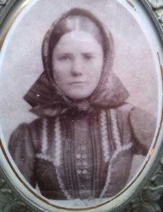 Donna  Selargius primi del  1900