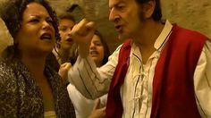 *IL PUGNO CHIUSO DI DIO -Guerrino di Montenero solleva la popolazione li...