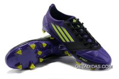 8e214c521 High Taste Abrasion Resistant Dropshipping Supported Adidas F50 AdiZero  MiCoach Leather Purple Electricity Navy TopDeals