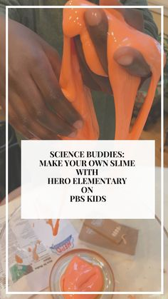 Making slime is fun, but you may not always get it right on your first try. #AD Check out this free printable and slime making video courtesy of Science Buddies and Hero Elementary on PBS Kids. Watch Hero Elementary on PBS KIDS. Check your local listings for times or watch anytime on PBSKIDS.org or on the PBS KIDS video app! #HeroElementary #SuperpowersofScience @HeroElementary #AD @pbskids Making Slime, How To Make Slime, Core Curriculum, Science Curriculum, Science Geek, Science Lessons, Tactile Activities, Activities For Kids