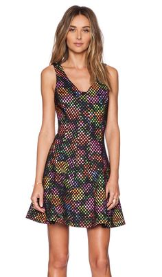 Trina Turk Renita Dress in Multi